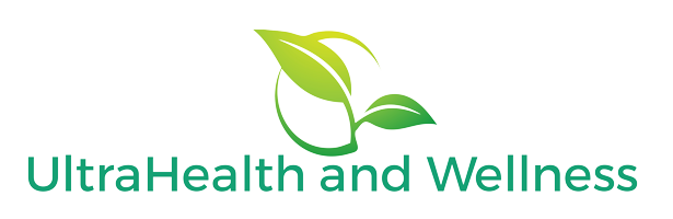 UltraHealth and Wellness Logo